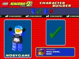 LEGO Racers 2 Windows As usual you will unlock more things to add to your character.