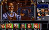 Realms of Arkania: Star Trail DOS An Inn