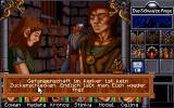 Realms of Arkania: Star Trail DOS The Characters can also be imprisoned, if they a caught doing something illegal