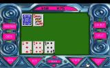Leisure Suit Larry 1:  In the Land of the Lounge Lizards DOS Playing blackjack in the casino