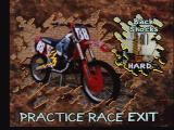 Supercross 3D Jaguar Pre-Race Setup