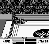 WWF War Zone Game Boy A pinfall