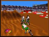 Supercross 3D Jaguar Whoa, tight turn!