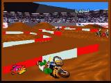 Supercross 3D Jaguar I've fallen and I can't get up.