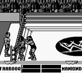 WWF War Zone Game Boy Your tag team partner