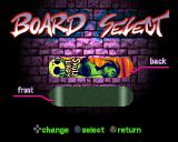Street Sk8er PlayStation Board selection. The only thing different about them is the print.