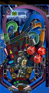 Pinball Illusions DOS Law 'n Justice