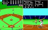 Earl Weaver Baseball DOS Play ball! (EGA 16 color)