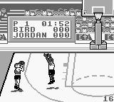 Jordan vs Bird: One on One Game Boy Throw!!!