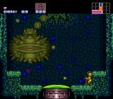 Super Metroid SNES The first boss
