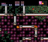 Super Metroid SNES The morph ball opens up many new paths