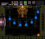 Super Metroid SNES One of the not-so-easy bosses