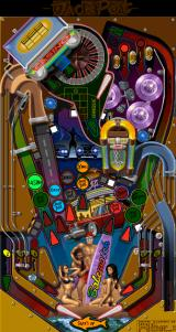 Pinball Illusions DOS Babewatch