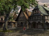 Everlight: Of Magic & Power Windows When you first arrive in Tallen, a town in a magical dimension.