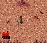 Cannon Fodder Game Boy Color The digger! Run for your life!
