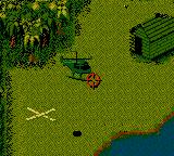 Cannon Fodder Game Boy Color You found a helicopter...
