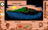 Indiana Jones and The Fate of Atlantis: The Action Game Amiga Level 4 - The Island