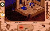 Indiana Jones and The Fate of Atlantis: The Action Game Amiga A secret elevator!