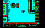 Street Hawk Amstrad CPC Level 1
