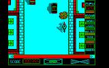 Street Hawk Amstrad CPC Jesse blew up the wrong car