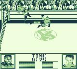 Ring Rage Game Boy A flying kick