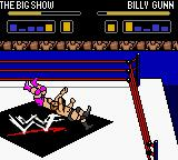 WWF Wrestlemania 2000 Game Boy Color Neck breaker