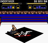 WWF Wrestlemania 2000 Game Boy Color That looks painfully
