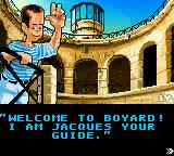 Fort Boyard Game Boy Color Intro