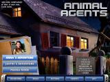 Animal Agents Windows Main menu