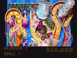 Austin Powers Pinball PlayStation Scrolling mode (full-screen mode does not appear to exist on Playstation.)