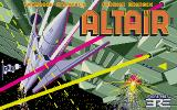 Altaïr Atari ST Title Screen