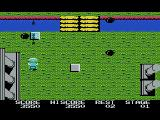 Konami Antiques: MSX Collection Vol. 2 PlayStation Knightmare: gameplay