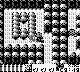 Blaster Master Boy Game Boy There are many enemies in the underground dungeons.