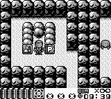 Blaster Master Boy Game Boy You found new gear in the rocks.