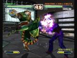 Bloody Roar: Primal Fury GameCube Winning a fight (so far)