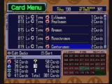 Digimon Digital Card Battle PlayStation Your card collection
