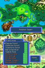 Pokémon Mystery Dungeon: Blue Rescue Team Nintendo DS Buying friend areas.