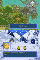 Pokémon Mystery Dungeon: Blue Rescue Team Nintendo DS Save point