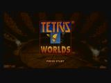 Tetris Worlds GameCube Title screen