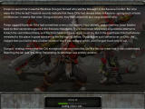 "Warhammer 40,000: Dawn of War - Soulstorm Windows Before each ""stronghold"" assault, there is a spoken introduction"