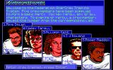 Sentinel Worlds I: Future Magic DOS Your crew (EGA)