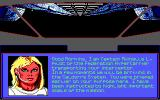 Sentinel Worlds I: Future Magic DOS Beginning a new game (EGA)