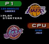 NBA 3 on 3 featuring Kobe Bryant Game Boy Color VS screen