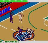 NBA 3 on 3 featuring Kobe Bryant Game Boy Color We ballin'.
