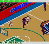 NBA 3 on 3 Featuring Kobe Bryant Game Boy Color Make your way through the defense.