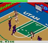 NBA 3 on 3 featuring Kobe Bryant Game Boy Color Jump, Jump!