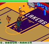 NBA 3 on 3 Featuring Kobe Bryant Game Boy Color Abdur-Rahim on fire