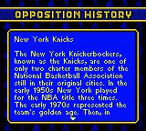 NBA Hoopz Game Boy Color History