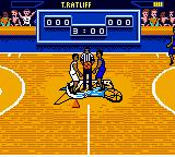 NBA Hoopz Game Boy Color Start