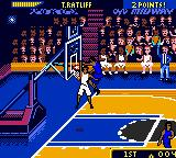 NBA Hoopz Game Boy Color Booooom!